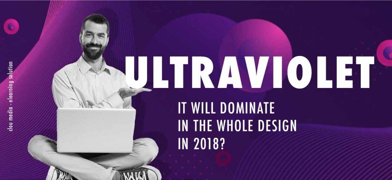UltraViolet - Pantone colour 2018
