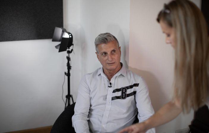 PHILIP BOTHA interview