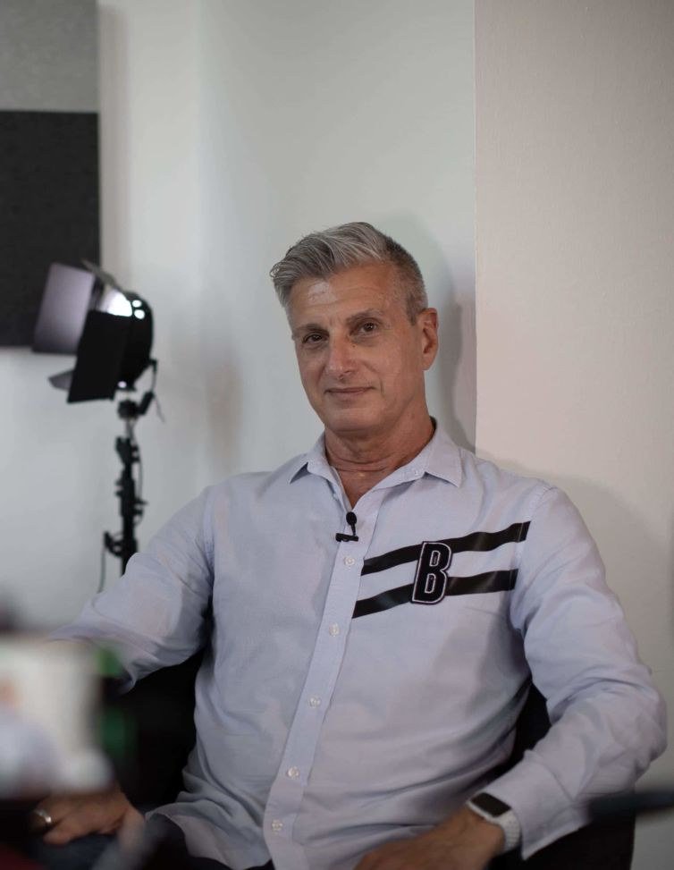 Philip Botha - interview for Clou Talk