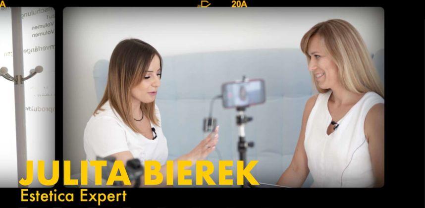 Interview – Julita Bierek Estetica Expert – Lash Gang