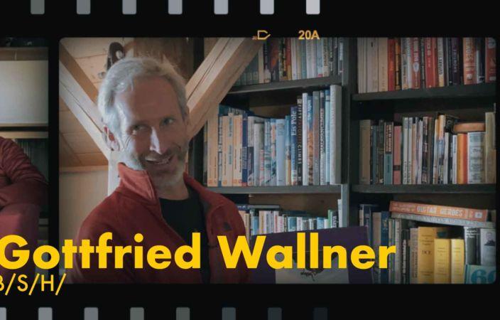 Gottfried Wallner – interview