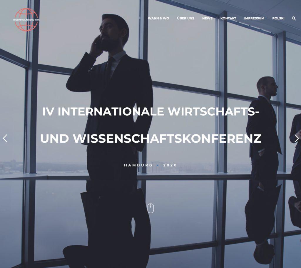IR-Union new web from CLOU MEDIA