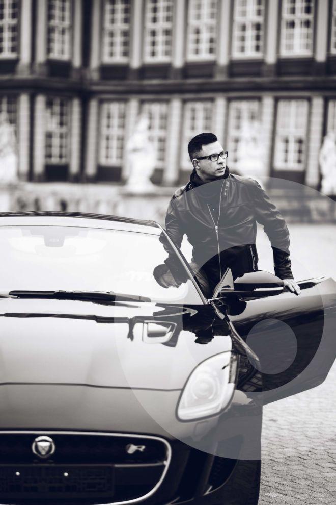 jaguar photo shooting munchen