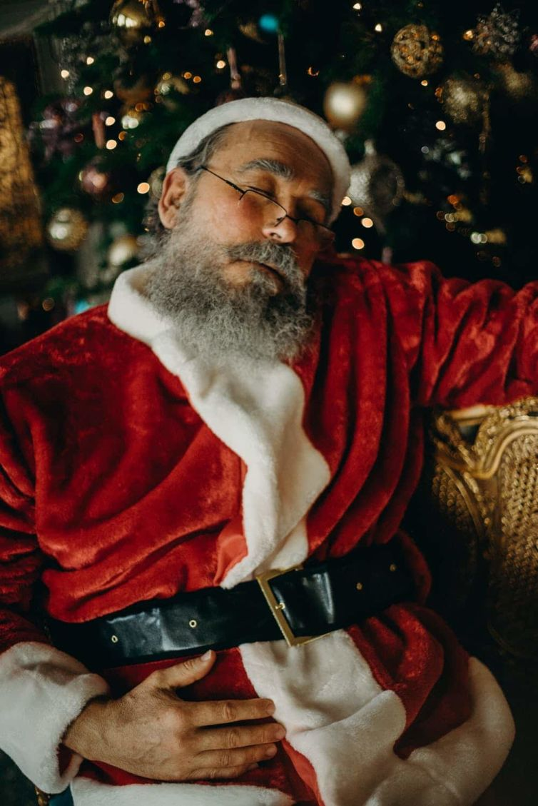 What's up with Santa Claus in 2019