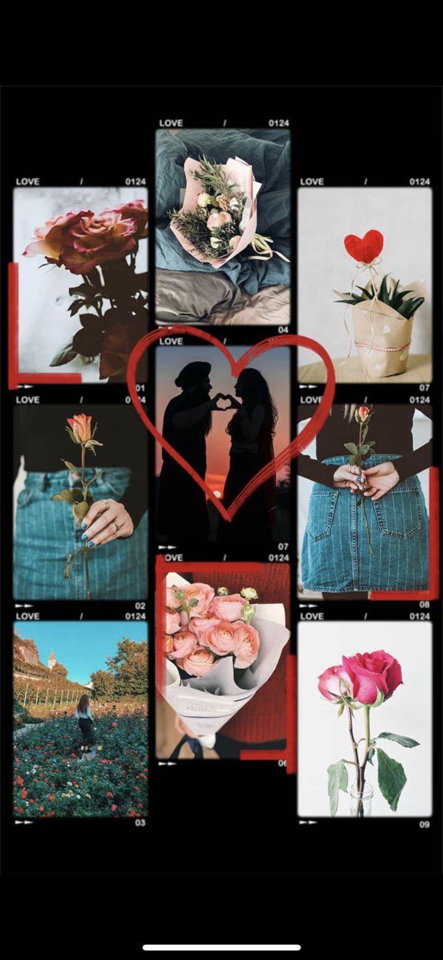 Valentine's Day 2020 on social mediaValentine's Day 2020 on social media