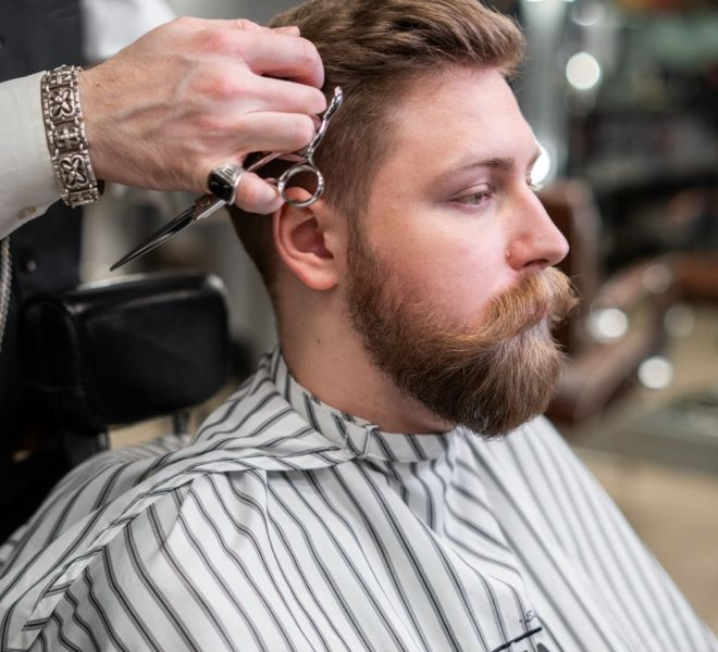 WAHL Profesional Barber - Photoshooting from filming - Munchen 10