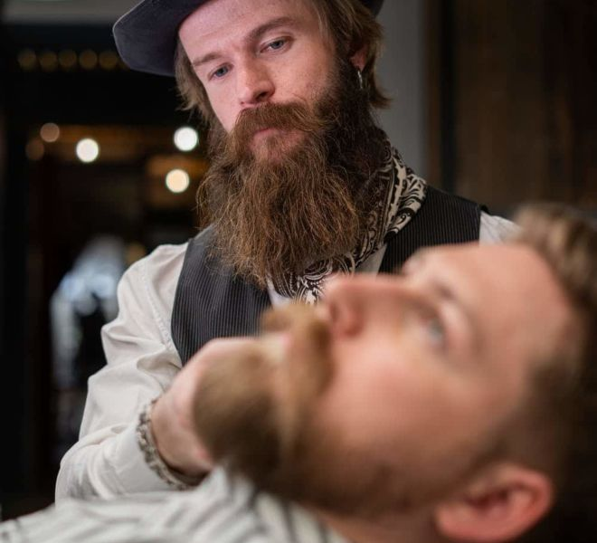WAHL Profesional Barber - Photoshooting from filming - Munchen 11
