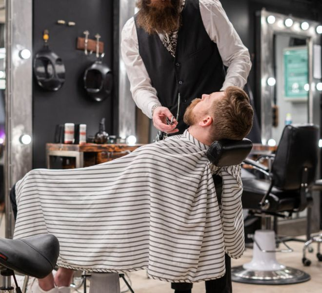 WAHL Profesional Barber - Photoshooting from filming - Munchen 12