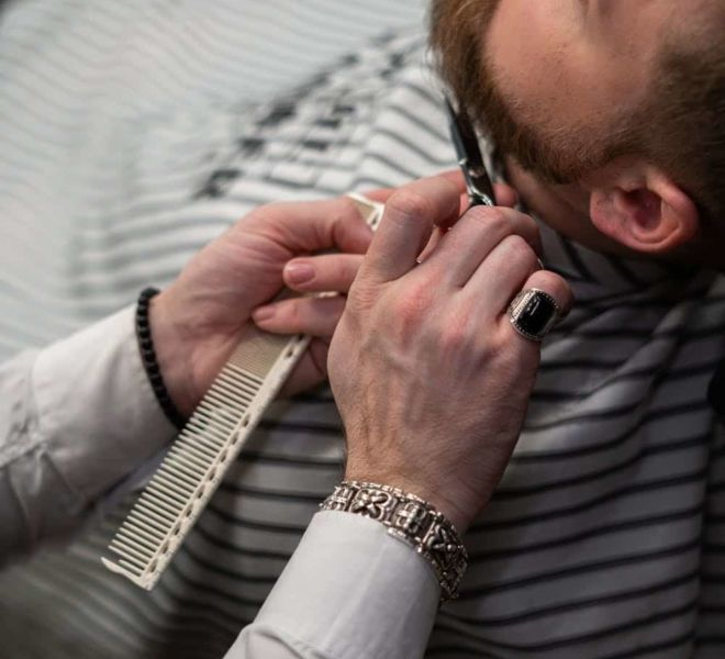 WAHL Profesional Barber - Photoshooting from filming - Munchen 13