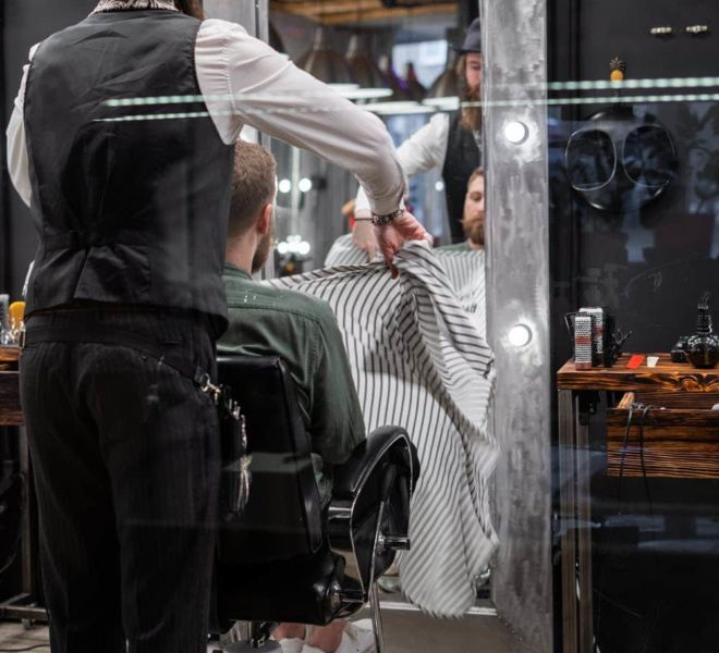 WAHL Profesional Barber - Photoshooting from filming - Munchen 4