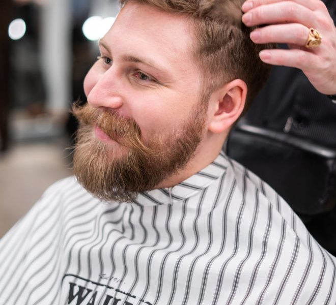 WAHL Profesional Barber - Photoshooting from filming - Munchen 6