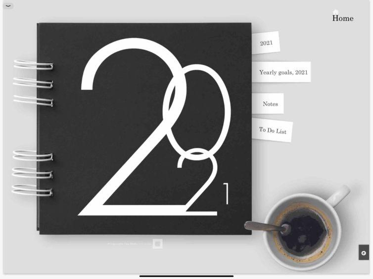 Free digital calendar 2021