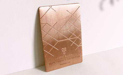 Forrest and Love – Kupferwasserflaschen – Produktfotografie