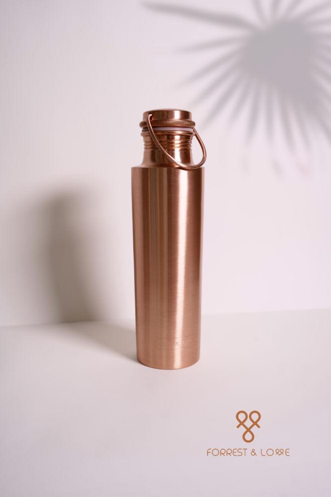 Kupferwasserflaschen