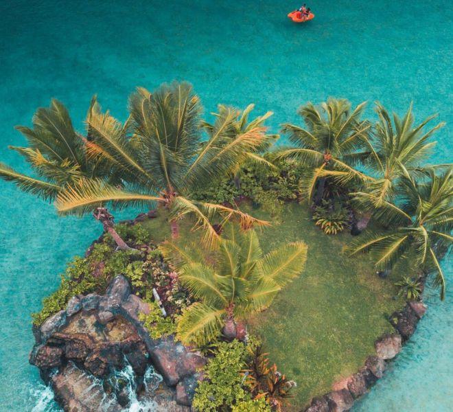 Foto Paradise im Urlaub
